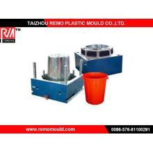 Molde de balde de plástico de alta qualidade