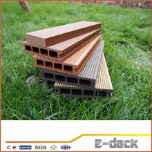 Anti-UV decorativa reciclable ingeniería Wpc madera compuesto plástico precio de fábrica