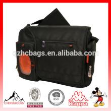 Cool messenger baby bags baby diaper bag disposable diaper bag(ES-Z368)