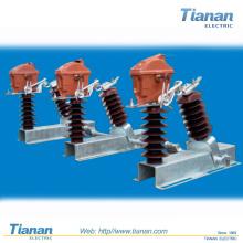 12 - 38.5 kV, 400 A Exterior Disconnect Switch / Medium-Voltage