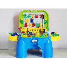 Hocker Spiel Set Spielzeug für Tablet