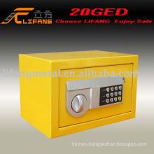 Mini Present home electronic Safe deposit box