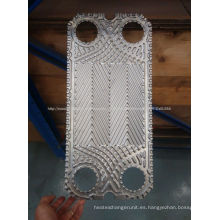 Sondex S7 relacionadas con placa de acero inoxidable de transferencia de calor