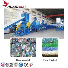 Wasch- und Recycling-Maschine für PET-Flaschen