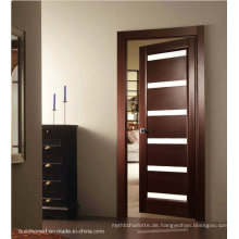 Verstärkte Rahmen massive Eiche Holz Innen Türen mit besten Preisen