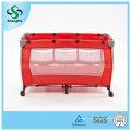 Горячая алюминиевая Простая удобная кроватка с двуспальной кроватью (SH-A8)