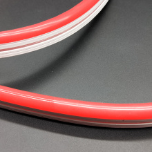 DC12V Red Color Extrusion néon bande lumineuse