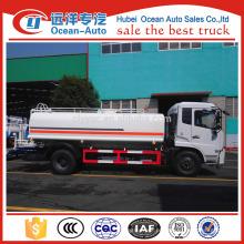 Caminhão da água da movimentação da mão esquerda, caminhão do camião-cisterna da água de 12000 litros à venda