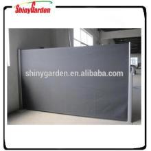 pantalla plegable del jardín de la pantalla de aluminio, pantalla al aire libre, pantalla