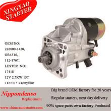 High Torque Starter Motor for Caterpiller Loader Engine (1121767)