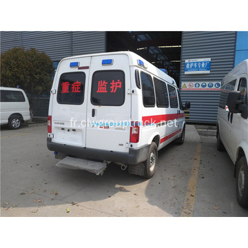 JMC LHD Transit Medical Clinic Nouvelle Ambulance