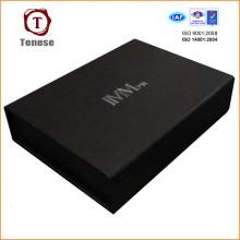 Caja de regalo de embalaje cosmético de cartón de lujo
