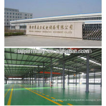 Fiable usine de générateurs avec CE, ISO, EPA