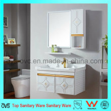 Gabinete de baño de aluminio impermeable del diseño