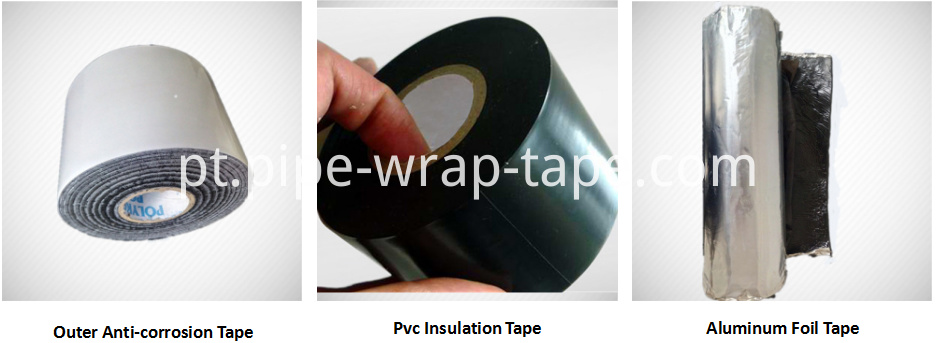 Butyl Pipeline Tape