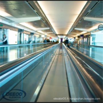 Centre commercial de l'aéroport Transports publics Trottoir
