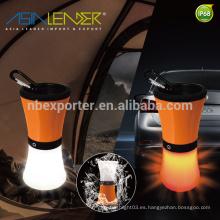 Productos de iluminación profesional con gancho Las mejores linternas del LED, accionadas por la linterna del LED de la batería del AA,