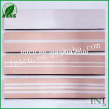 Edelmetall-Legierung Silber Streifen
