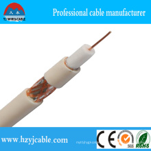 Electrical Coaxial Cable, Pure Copper Conductor Communication Cable and Wire