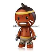 Mini Action Figure Cartoon Charakter PVC Kunststoff Souvenir Modell Spielzeug