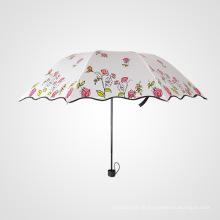 B17 Blumenschirm Designer Regenschirm Sonnenschirm Regenschirm