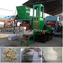 CE Approved Sawdust Bagging Baler for Sale