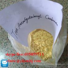 Esteroide del polvo del 99% esteroide / Carbonato CAS Hexahydrobenzyl CAS 23454-33-3 del tren para el edificio del músculo Parabolan