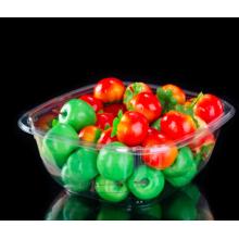 Food grade PET Plastic Tomato Container