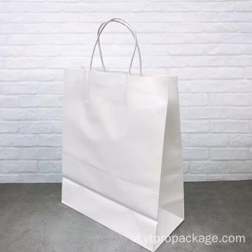 Custom Printing Luxury Gift Shopping Paper Bag
