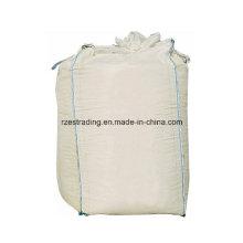 Fundo plano de sacos de plástico, embalagens de alimentos, Jumbo grande saco 90cmx90cmx140cm