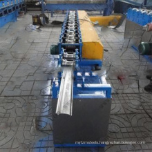 roller shutter slat forming machine