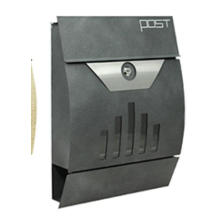 Stainless Steel Mailbox (NLK-MB-002)