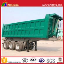 New Products: Hydraulic Dump & Tipper Semi Trailer Truck