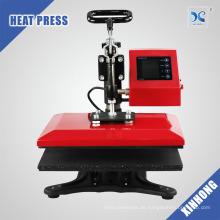 HP230B Neuer Design Bester Preis Swing Away T-Shirt Heat Press Machine