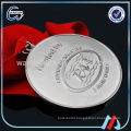 Made in China embossed swimming medal for different sports event