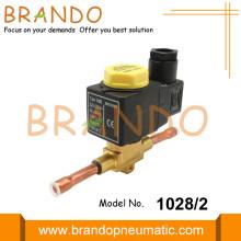 Válvula solenóide tipo CASTEL 1028 / 2A6 1028 / 2A7 1/4 '' ODS