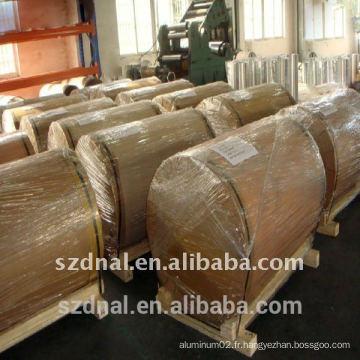Surface de finition d'usine 1100 Fabricant de bobines d'aluminium H24