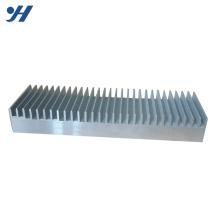 Amostra grátis Mini De Alumínio Extrudado 10mm Perfil 10x10x10mm Prata Chipset RAM Dissipador de Calor