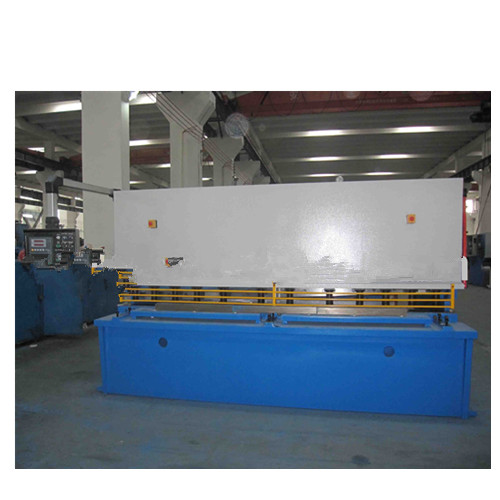 Fully-welded steel Hydraulic Swing Beam Shearing Machine