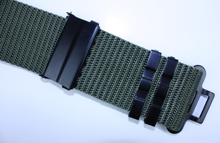 PP woven Army Belt for men XXL