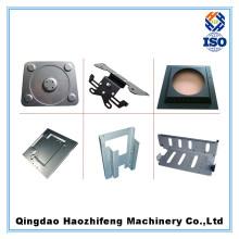 Chapa del CNC de la fábrica de China que sella piezas