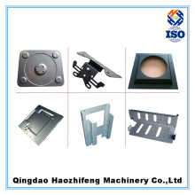 Китай Фабрика металлического листа CNC Штемпелюя части