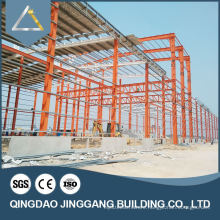 Steel Structure Workshop With Long-span