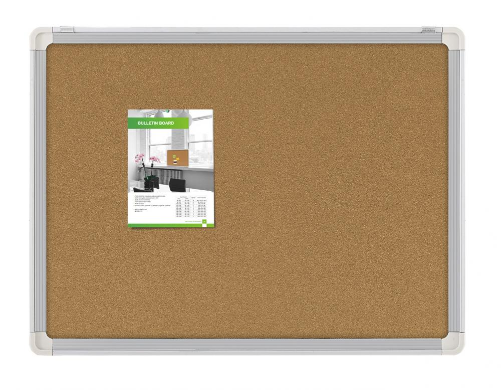 Double sided Wall Mounted Cork Board