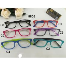Niños con estilo lindo marco completo gafas