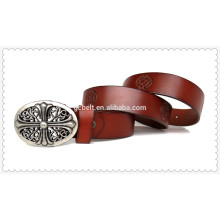 New design Mens brand leather belts