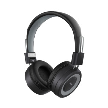 Remax Join Us 2021 Latest Long standby Head-mounted Support TF Card Music Playback Wireless Bluetooth Headphone