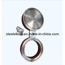 Encaixes de tubulação (ASTM A234, ASTM A105)