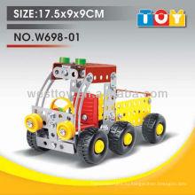 Горячий продавать новый продукт Сделай сам насос грузовик металлическая игрушка