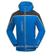 Mens Inverno Sport Vestuário Vestuário de neve Impermeável à prova de vento Casaco quente casaco softshell